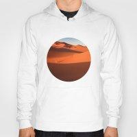desert Hoodies featuring Desert by GF Fine Art Photography