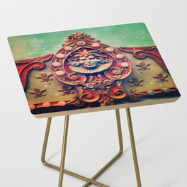 Step Right Up Side Table