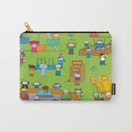 Oekie Fair Carry-All Pouch