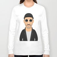 leon Long Sleeve T-shirts featuring Leon by Capitoni