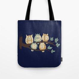 Vowels Tote Bag