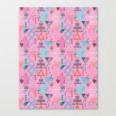 GeoTribal Pattern #008 Canvas Print