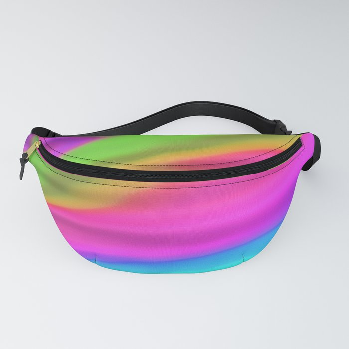Rainbow Pride Fanny Pack