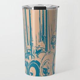 Macedonian Phalanx Travel Mug