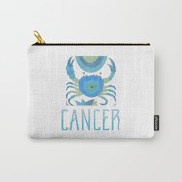 Cancer - water sign Carry-All Pouch