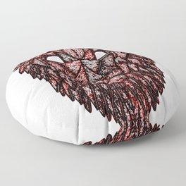 Lion Mask Floor Pillow