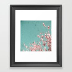 Spring Dream Framed Art Print