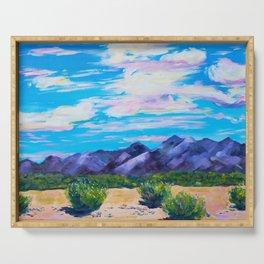 Desert Sky Serving Tray