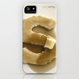 Simply Grotesk iPhone Case