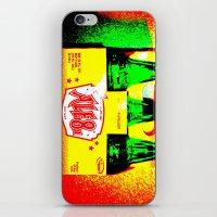 ale giorgini iPhone & iPod Skins featuring Ale-8-One (6 Pack) by Silvio Ledbetter