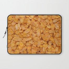 Golden corn flakes Laptop Sleeve