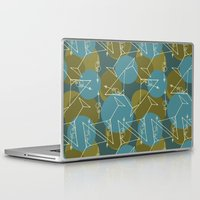 martini Laptop & iPad Skins featuring Tipsy Martini by Laurie Spugnardi