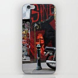 Hosier Lane iPhone Skin