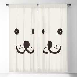 A Happy Day! Blackout Curtain