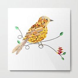 Bird of Costa Rica, yiguirro Metal Print