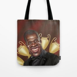 Clarence Seedorf Caricature Tote Bag