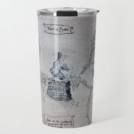 Tower o' Babel Travel Mug