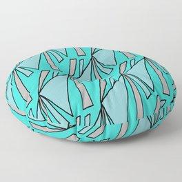 Pennant Pattern 1 Floor Pillow