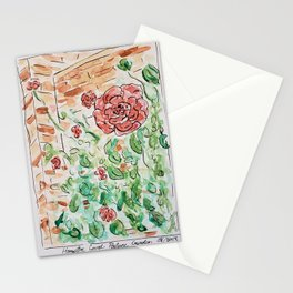Hampton Court Palace Roses Stationery Cards
