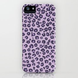 Pink cheetah iPhone Case