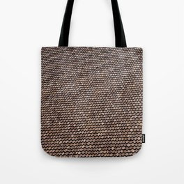 Roof pattern Tote Bag