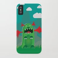 dragons iPhone & iPod Cases featuring Dragons! by SkippyZA