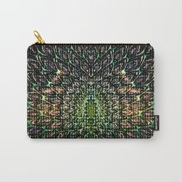 Digital Hippie Carry-All Pouch