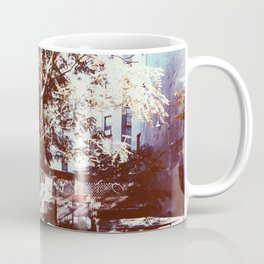 fence tree Coffee Mug