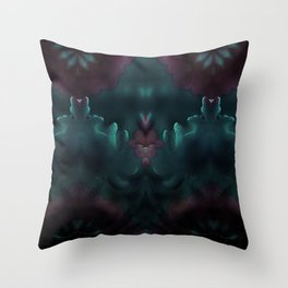 UNDERSEA WORLD Throw Pillow