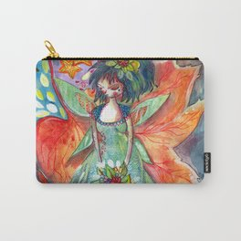 The fairy, the nature and the sky Carry-All Pouch