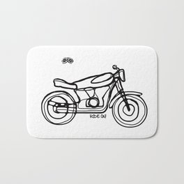 Ride On! Bath Mat