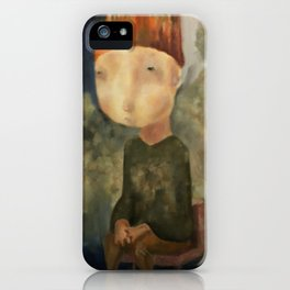 Little King iPhone Case