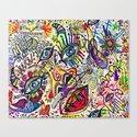Watercolor pencil doodle by amygale