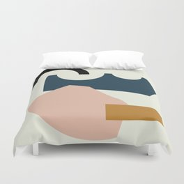 Shape Study #29 - Lola Collection Duvet Cover