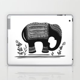 Lucky Elephant Laptop & iPad Skin