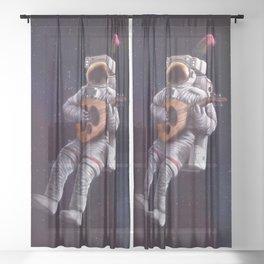 Rock Star Sheer Curtain