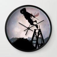 Ezio Kid Wall Clock