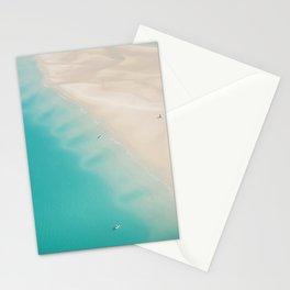 Teal Sands Stationery Cards