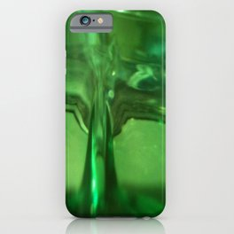 A Twist of Lime iPhone Case