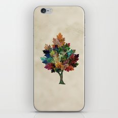 Fall is Back! iPhone Skin