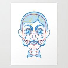 A Rare Boy Art Print