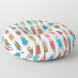 Fashion Fridays Floor Pillow