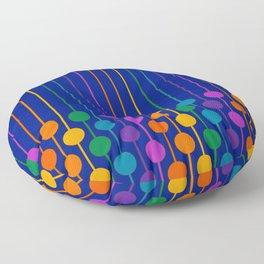 Boardwalk Sixlet Floor Pillow