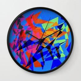 Deko - Pattern Wall Clock