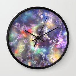 Galaxy for Mother Wall Clock