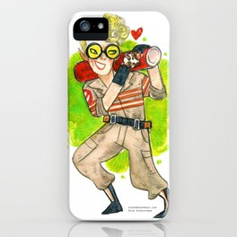 Holtzmann HUG iPhone Case