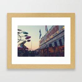 merry summertime Framed Art Print