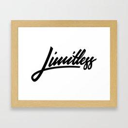 Limitless Framed Art Print