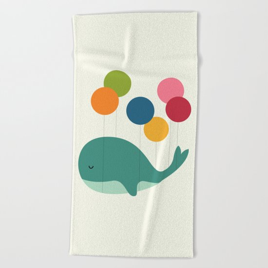 Dream Walker Beach Towel