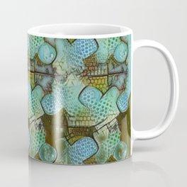Polka Ice Fizz. Coffee Mug